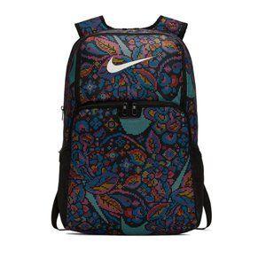 Nike Pixelated Floral Backpack School Bag Large